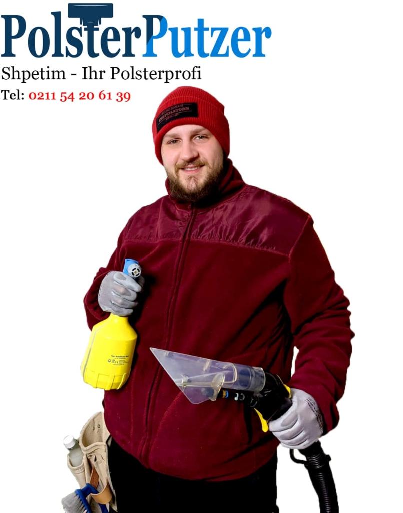 Spetim - Inhaber von Polsterreinigung Düsseldorf