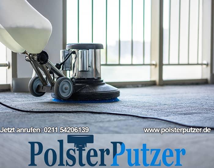 Teppichreinigungsgerät von PolsterProfi für die professionelle Teppichreinigung